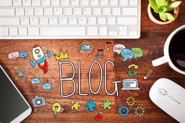 ブログで稼ぐイメージ