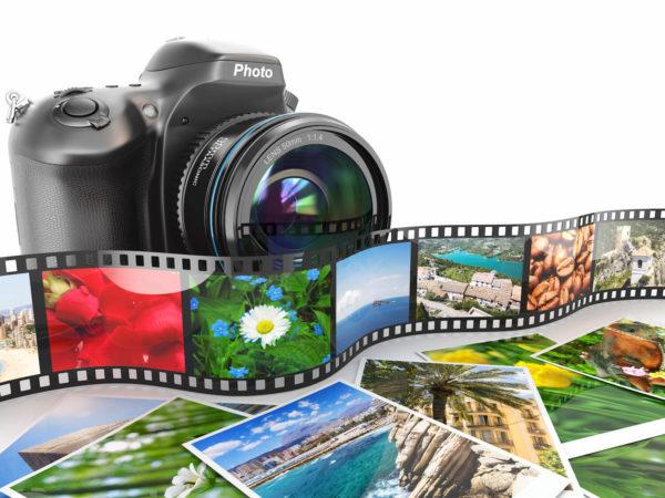 写真販売のイメージ