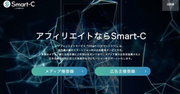 Smart-Cのファーストビュー
