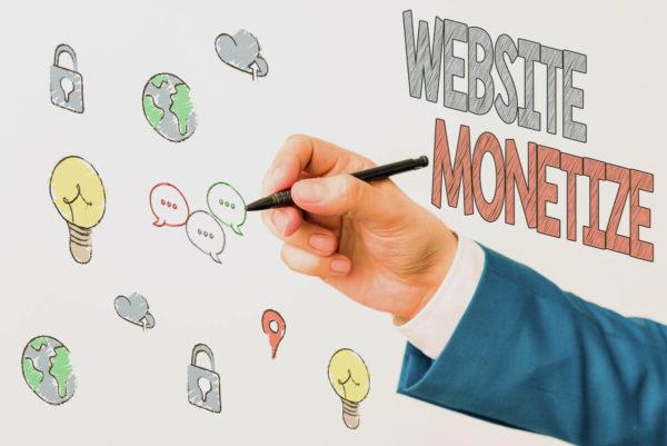 ブログ収益のイメージ
