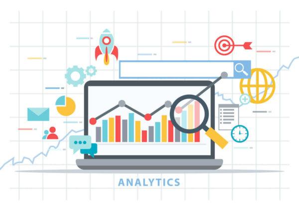 アナリティクスデータのイメージ