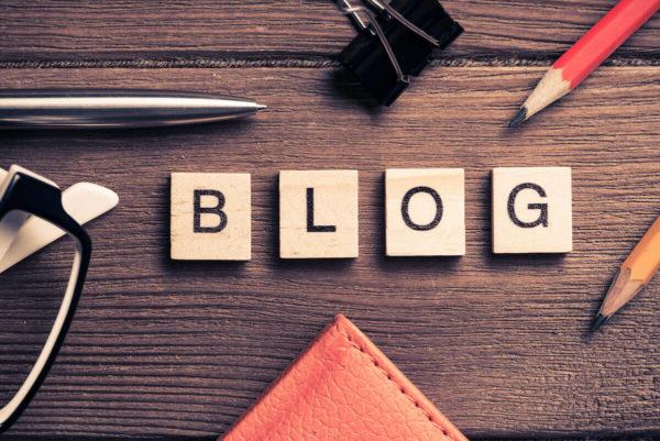 ブログを書くイメージ画像