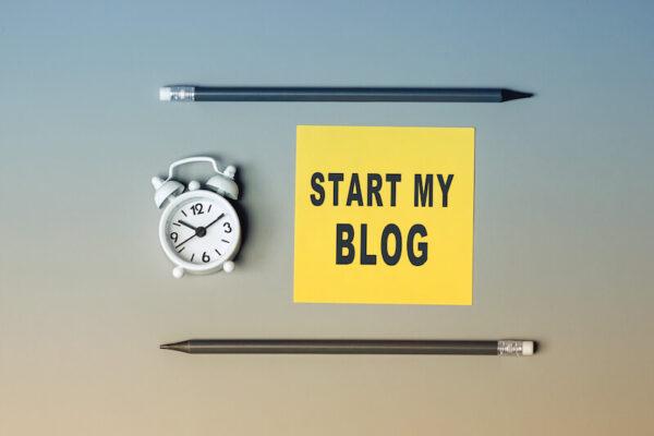 ブログを始めるイメージ画像